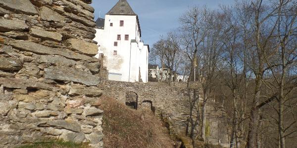 Schloß Wolkenstein