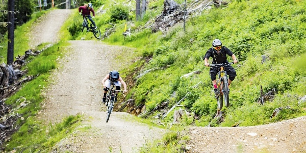 Zaahe Line Bike Republic Sölden
