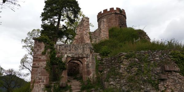 Chateau Haut Ribeaupierre