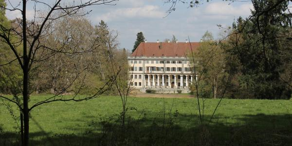 Park und Schloss Königseggwald
