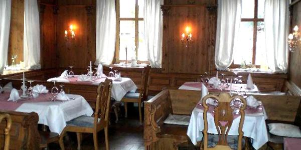 Gaststube - Restaurant Hotel zur Post