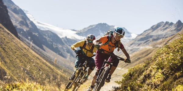 Rettenbachalm Trail - Bike Republic Sölden