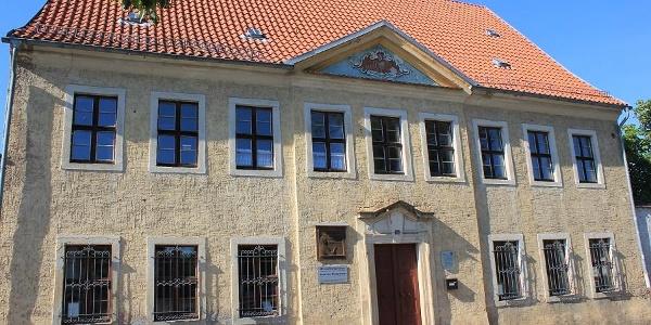 Ringelnatz-Geburtshaus Wurzen
