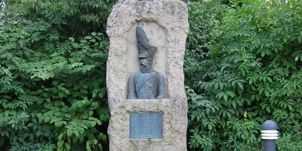 Korfes-Denkmal in Ottenstein