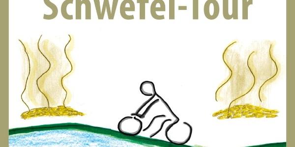 Markierung Wasser- & Schwefel-Tour