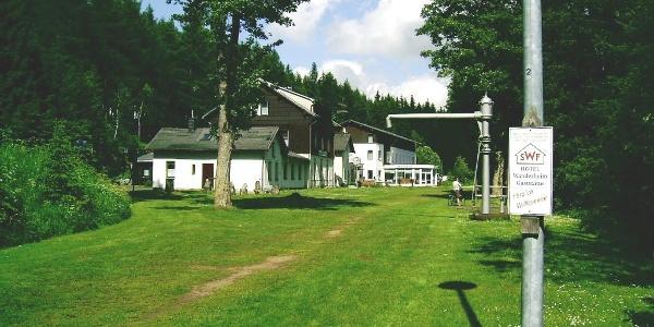 SWF Sporthotel mit Bahnhofsmuseum