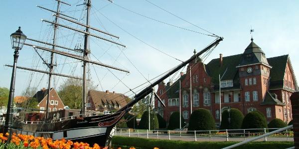 Brigg Friederike in Papenburg