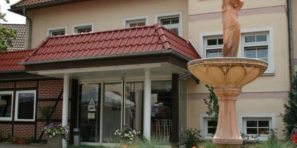 Eingang Hotel National