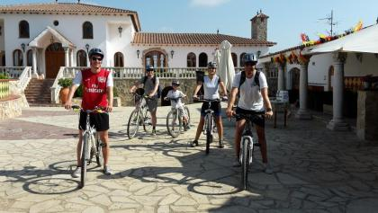 Nieuw Cycling in Tarragona: the best bike routes WK-89