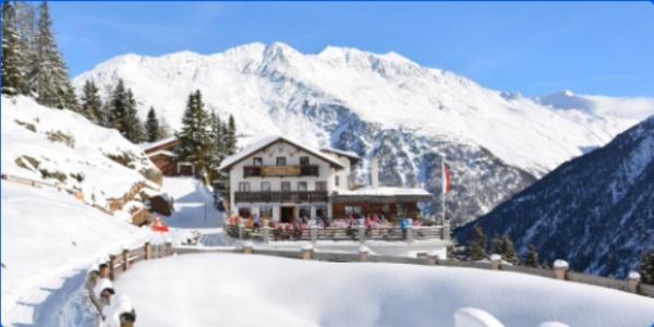 Winter- Gaislachalm