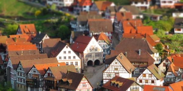 Historische Altstadt von Schiltach