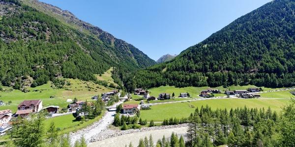 Zwieselstein - Sölden