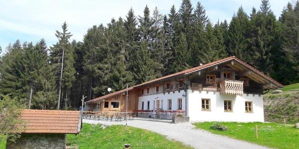 Prellerhaus im Frühjahr