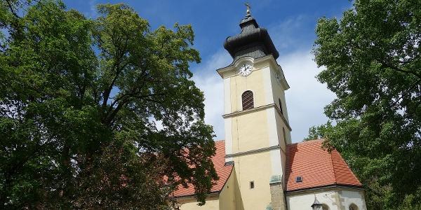 Pfarrkirche Stammersdorf