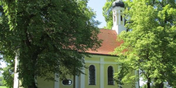 Maria Schnee Kapelle Mindelheim