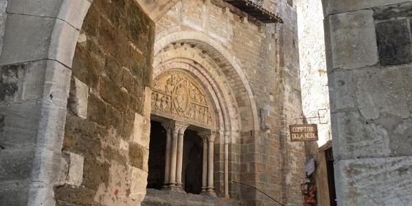 The Church at Cerennac