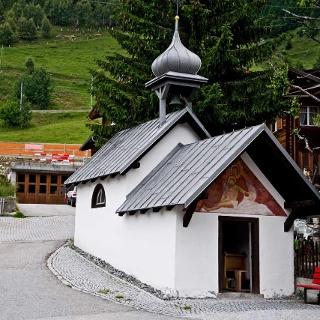 Judenkapelle in Sedrun