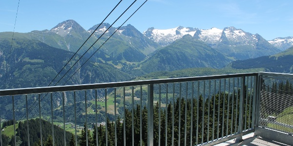 Bergstation Caischavdera