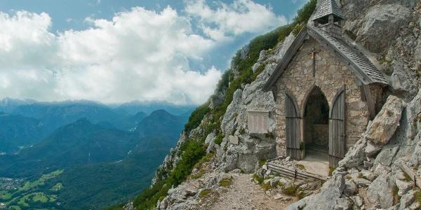 Hochstaufen Kapelle © RoHa Fotothek