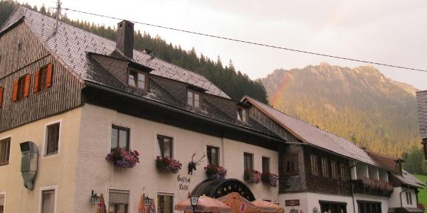 Gasthof Kölbl in Johnsbach  (11.09.2012)