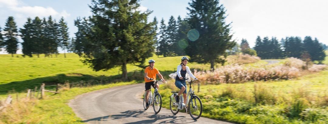 Radfahren - Belgische Eifel E-Bike