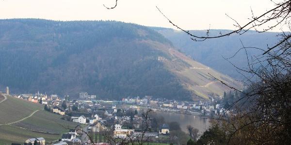 Aussicht vom Koppelberg