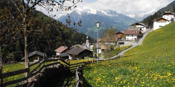 "Circular Path ""Waltner Rundweg"" in Walten/Valtina"