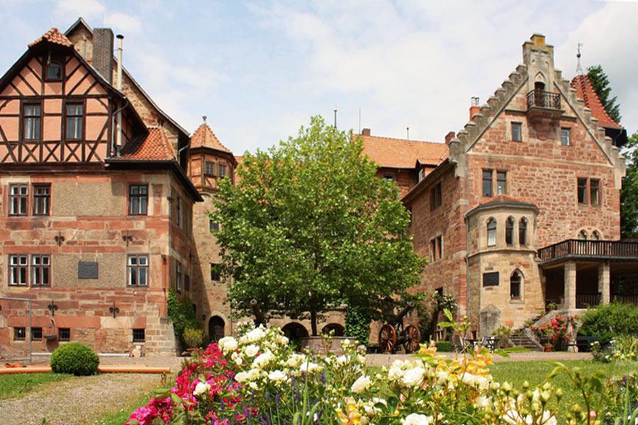 Schloss Augustenau Schloss Outdooractive Com