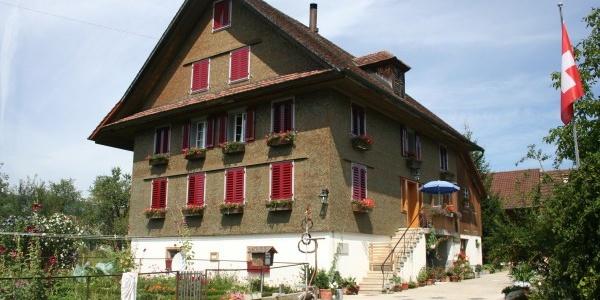 Geburtshaus von Bernarda Bütler