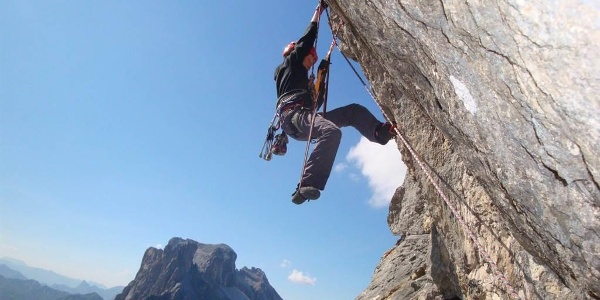 Klettern Gauertal