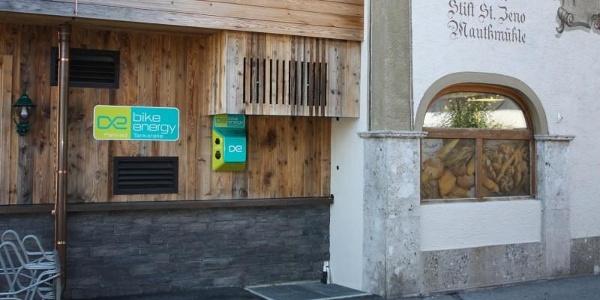 Mühlpointhof - E-Bike-Ladestation