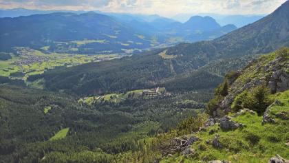 Südwestblick vom Baumgartnerkopf
