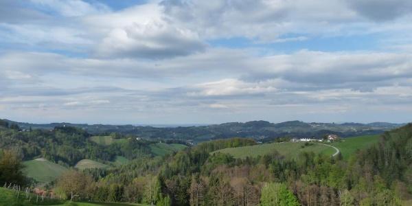 Landschaft - Urkräuterweg