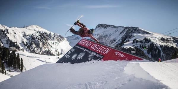 Snowpark Obereggen