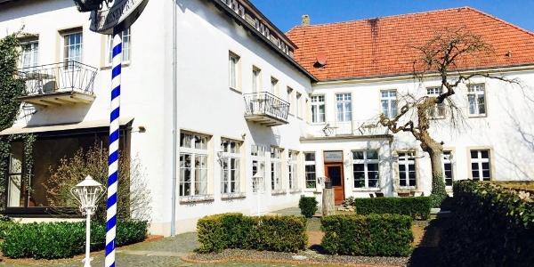 Hotel Riesenbeck, Außenansicht