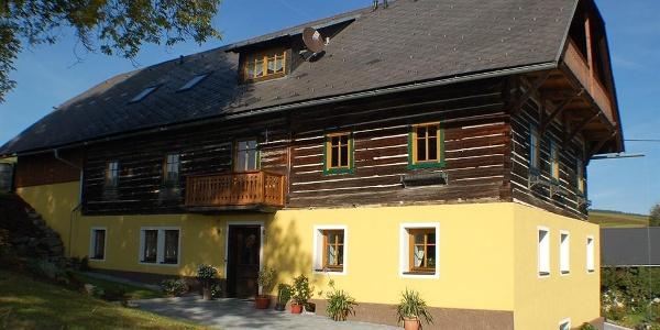 Zechnerhof im Sommer