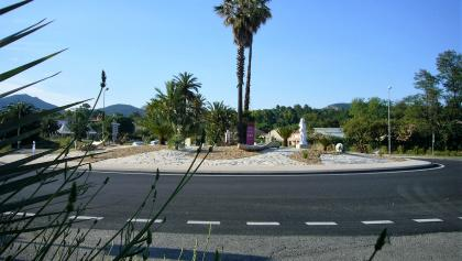 Startpunkt Kreisverkehr