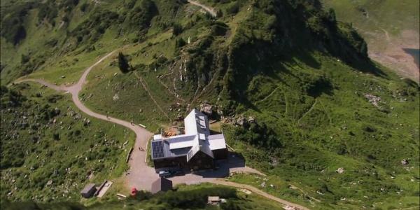 Formarinsee Freiburger Hütte