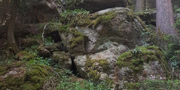Am Kaiserhöhlenweg