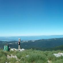 View from Visevica
