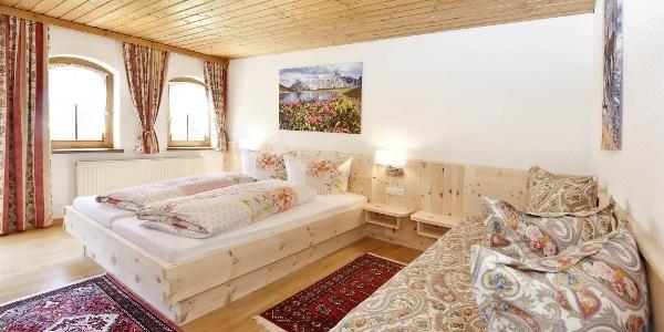 Elternschlafzimmer Whg Terrasse