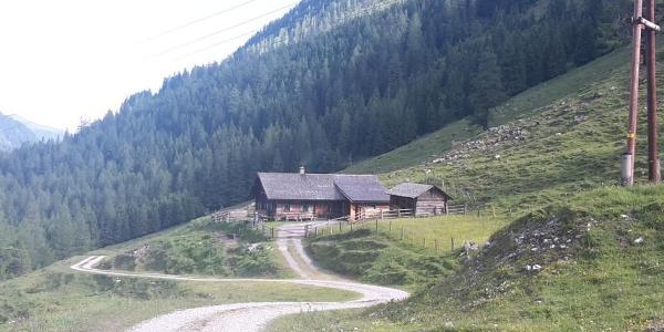 Unterbichlhütte - Pleißlingalm