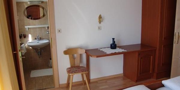Appartment Anna Doppelzimmer mit Bad