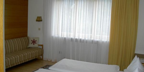 Doppelzimmer Appartment Maximilian