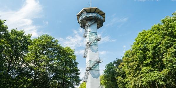 Turm dreiländerpunkt