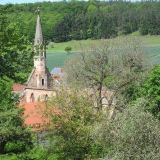 Ruine Kloster Rosenthal