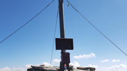 Gipfel großer Hafen 3076m