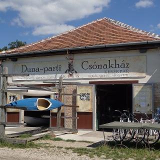 A csónakház