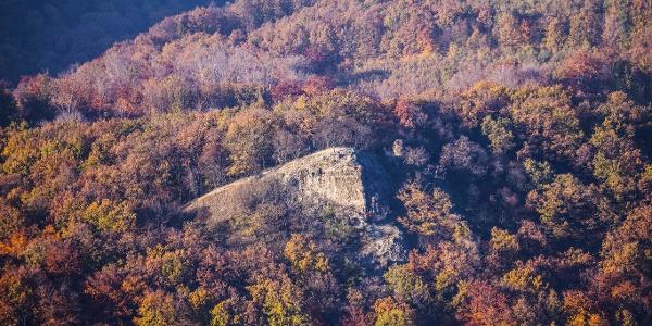 Rám Rock from Dobogókő