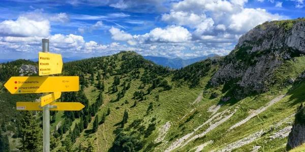 Das Hochkar-Schutzhaus ist Ausgangspunkt für erlebnisreiche Wanderungen